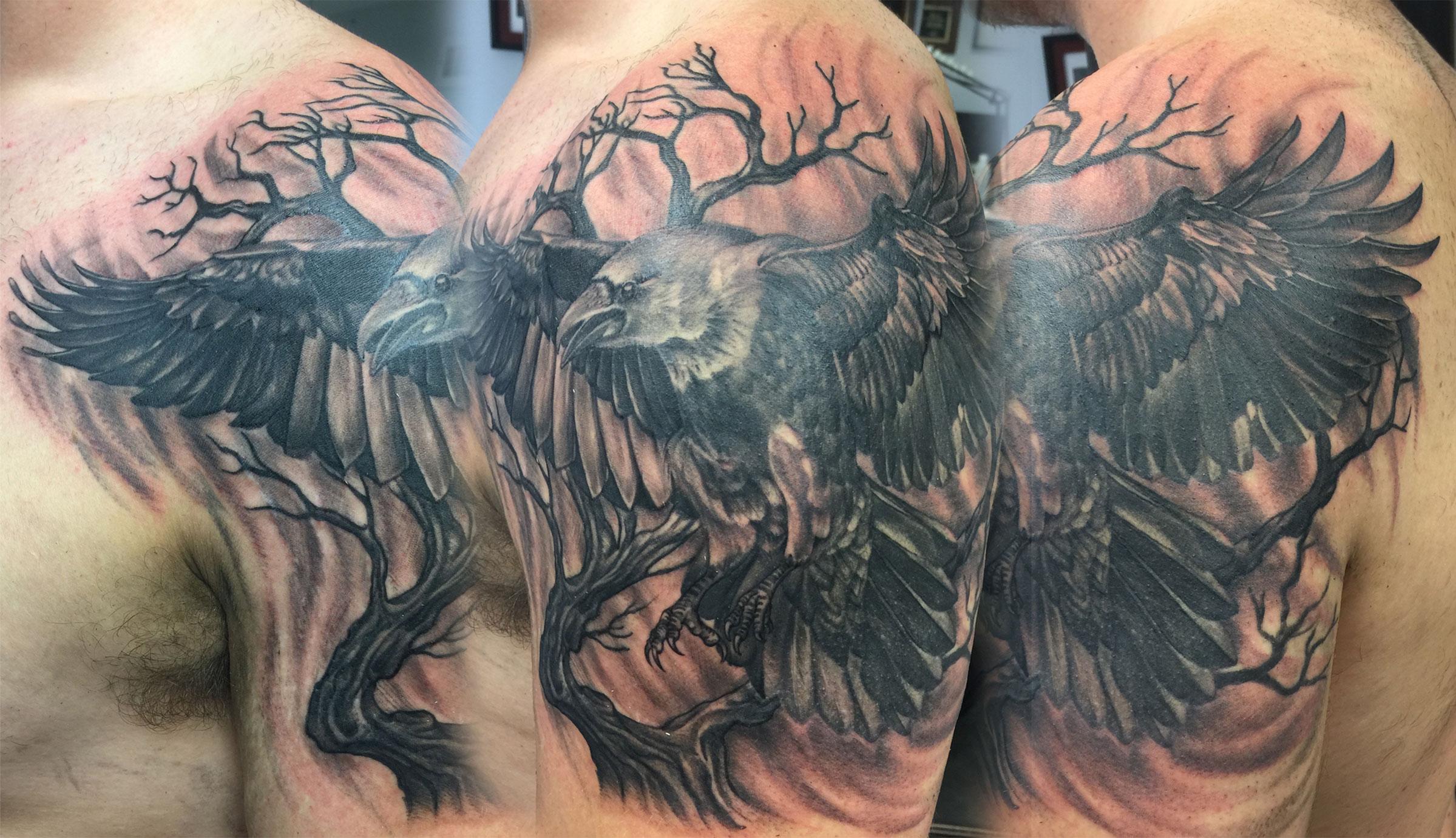 ravenshoulder