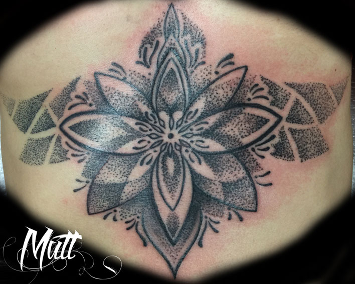 Stippledlotus salem ink custom tattoo studio in salem ma for Tattoo shops in salem ma
