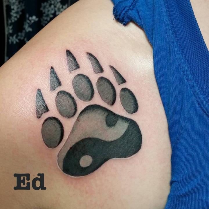 bear-claw