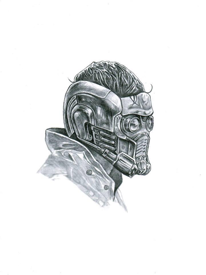 starlord-drawing